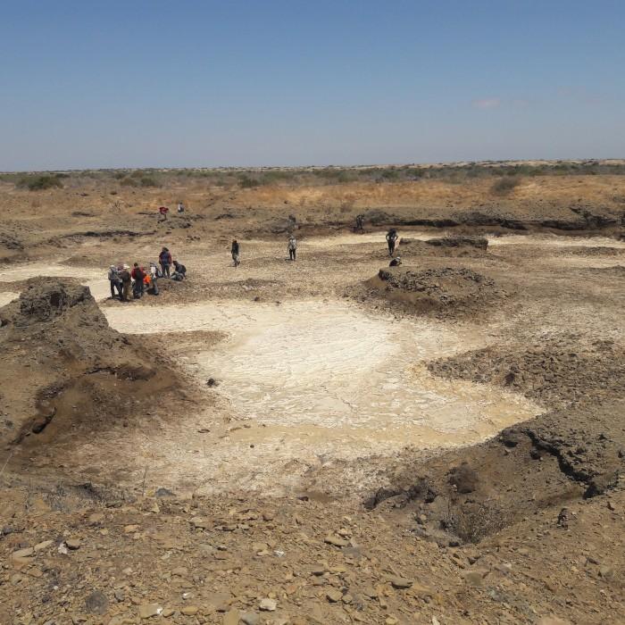 Tar Pits in Peru