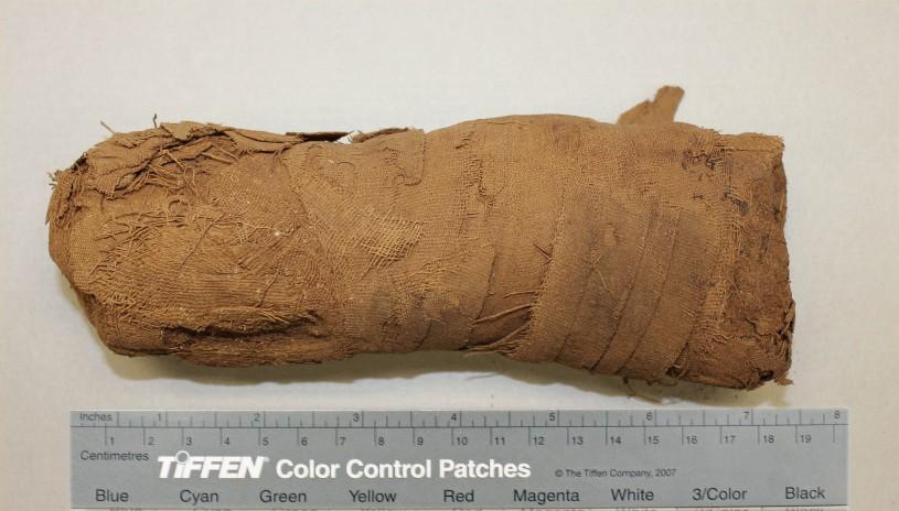 Previously unidentified Egyptian artifact.