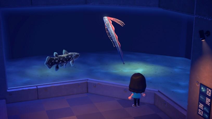 oarfish (more) animal crossing