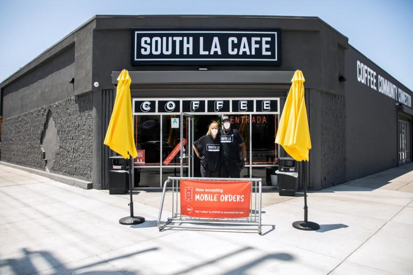 South LA Cafe Celia and Joe