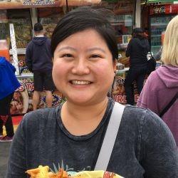 Becky Wu Headshot at LA County Fair